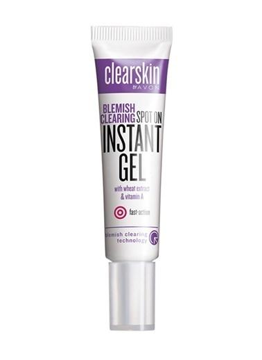 Avon Clearskin Leke Görünümünü Düzgünleştirici Jel 15 Ml Renksiz